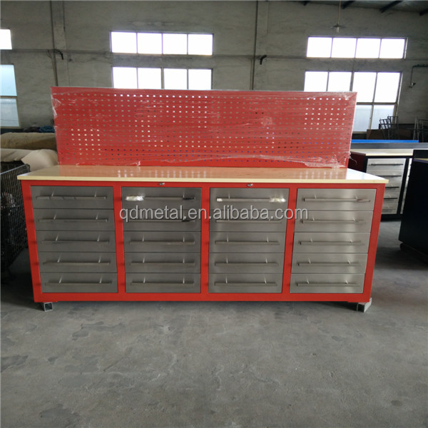 Us General Tool Box Parts Power Coating Storage Tools Roller Tool Cabinet Stock On Saling From China Wholesaler