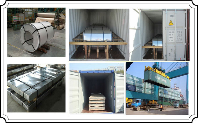 2016 new products hot galvanized steel/galvanized steel tile
