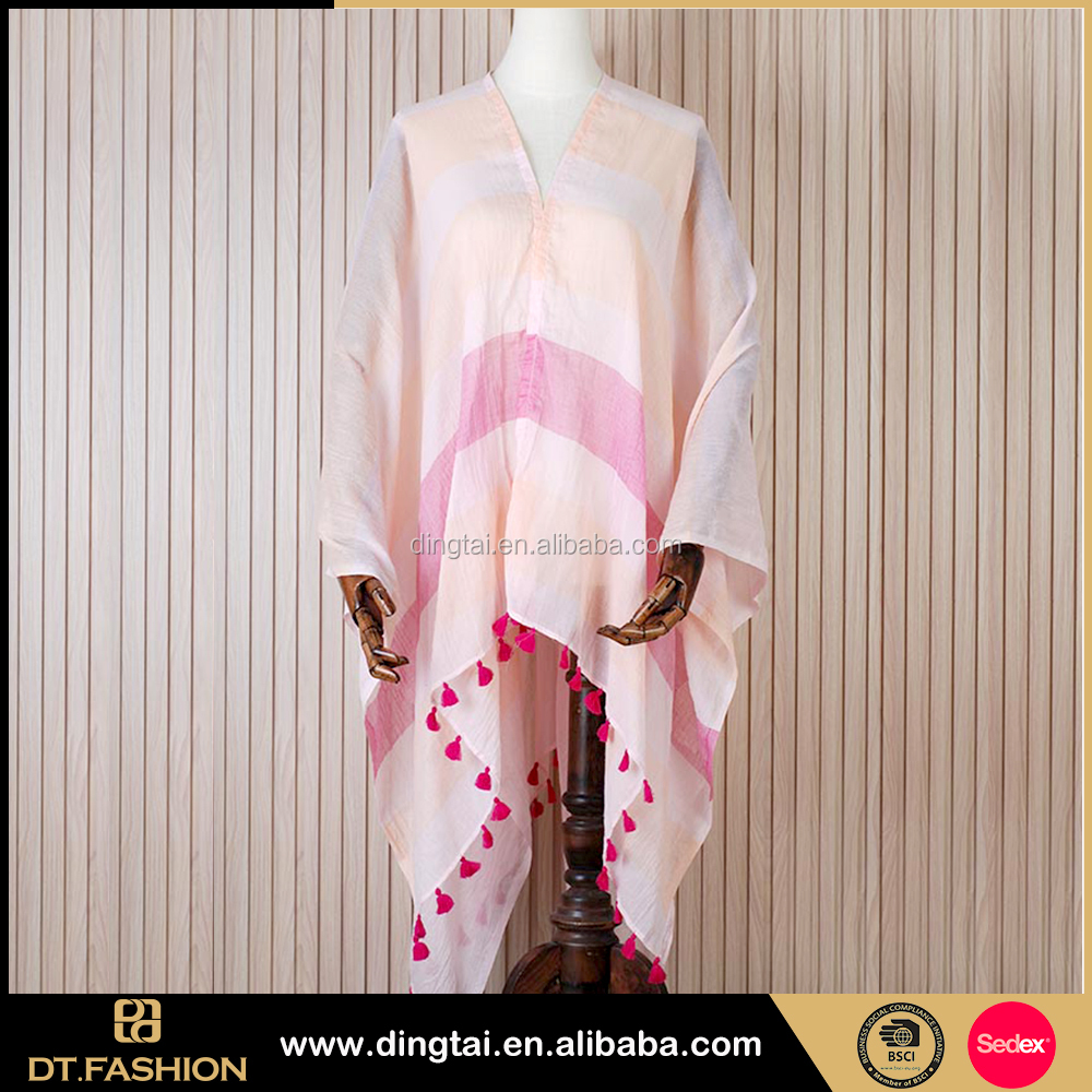 Alibaba supplier quality-assured arabic shawl poncho scarf