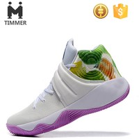 2016 new high quality basketball shoes for men cotton fabric lining material running trainers