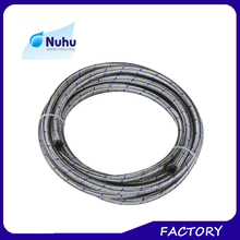 Good quality loose packing stainless steel braided hose with epdm inner hose
