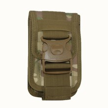 Multipurpose Men's Wallet Phone Case Military Molle Phone Belt Pouch EDC Bag
