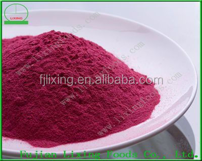 Instant roselle juice powder