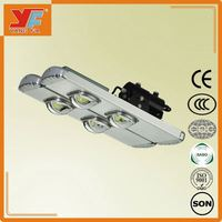 Powder spraying led street light pictures