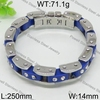 250mm length Wholesale jewelry in stocks pakistan bracelet