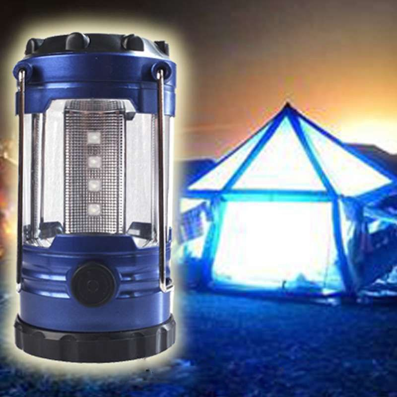 2016 Popular 12 LED Dimmable Portable Camping Torch / Camping Lantern / Tent Lamp for Hiking, Camping, Fishing, Outdoor