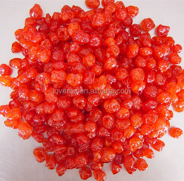 New crop dried cherry