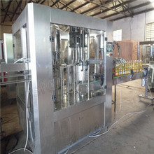 Automatic Peanut oil filling sealing equipment with certificate