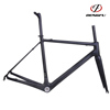 2016 Dengfu Carbon UD Matt Cycling Road Bike Frame Carbon Bicycle frame bike race fork seatpost clamp R01