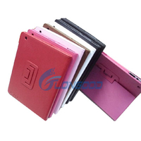 Ultra Thin Luxury PU Leather Smart Case Stand Cover For Ipad 2(IPD2-008)