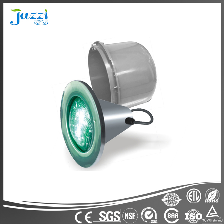 JAZZI Wholesale Low Price High Quality led underwater fountain light , waterproof underwater light , light 070104-070107