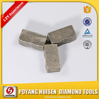 Huisen Diamond Tools Hot sale Masonry drill bit segment