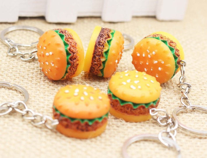 hamburg crafts key chain creative gift noverlties