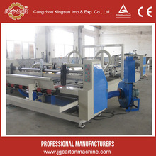 Manufacture China Corrugated cardboard folder gluer gluing machine carton folding and gluing machine