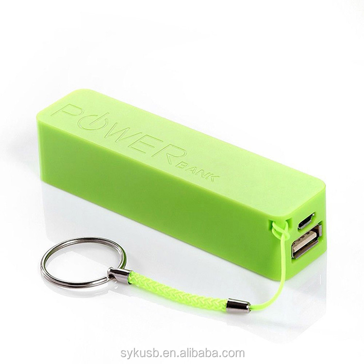 Brand New 2600mAh Colorful Perfume Power Bank for phones