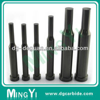 tungsteno carburo de punzones,High precision steel headed carbide punches
