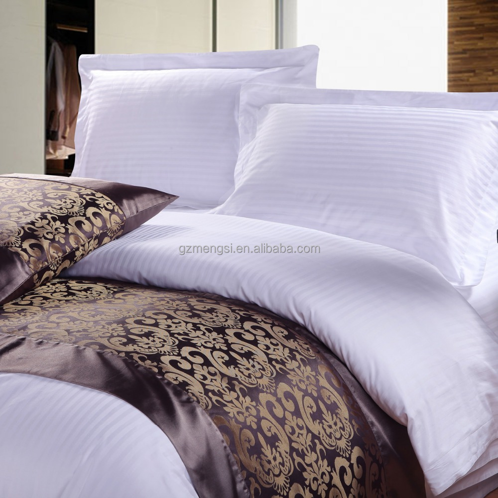 100% combed cotton comforter bedding sets low price made in China
