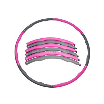 Wholesale Wave Massage Foam Hula Hoop For Fun