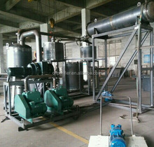 crude oil vacuum distillation plant,used motor oil refinery