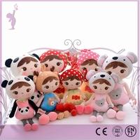 2016 alibaba hot wholesale OEM ICTI audited cute animal custom plush toys