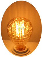 80mm carbon filament lamp dimmable