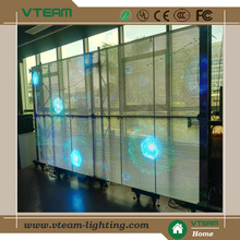 led transparent display; transparent led display screen