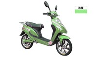 china wholesale b2b 48v 350w electric motor scooter with seat