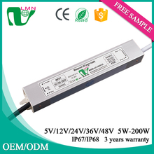 Epoxy Resin waterproof led driver IP67