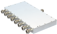 8 Way Micro-Strip Power Divider/Splitter 700 MHz to 3 GHz
