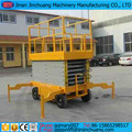 hydraulic motor window cleanng lift for sale