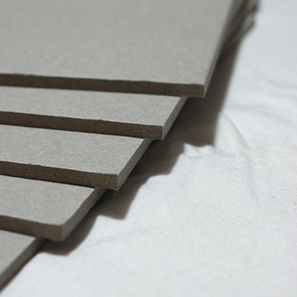 High quality grey board and paperboard sheet