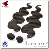 Can Be Dye Tangle Free Unprocessed Virgin Indian Body Wave Hair