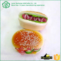 Best seller excellent quality artificial mini food for wholesale
