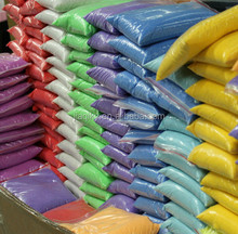 Coloured Play Sand for kids Sandpit and Decoration