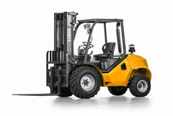 1.8-3.5ton Samuk Rough terrain Forklift with YANMAR4TNE98 engine