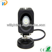 cree led work light 10w china wholesale used utv atv suv traders 4wd electric car model WL-8110