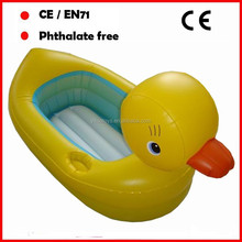 EN71 standard duck swimming pool for kids