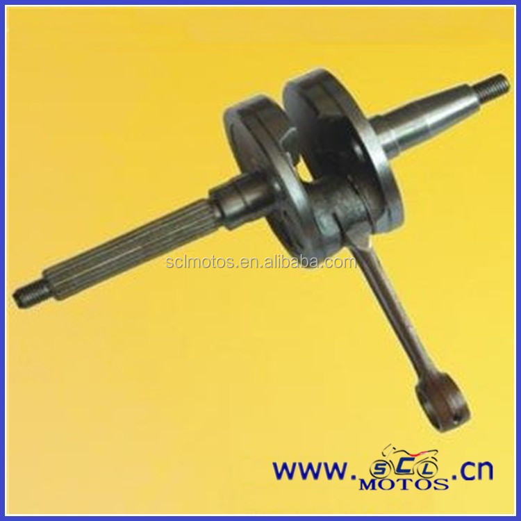 SCL-2013070188 Piaggio motorcycle spare part crank shaft used engine