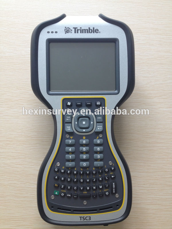 Trimble TSC3 RTK GPS controller with Internal 2.4GHZ radio