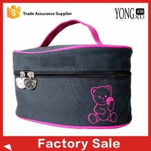 waterproof polyester cosmteic travel toiletry bags, recycle natural makeup case, travelling toiletry cosmetic bags