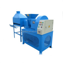 Hot Sale Hollow Rice Husk Charcoal Briquette Making Machine Price