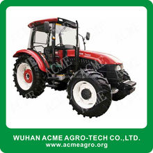 CE certificated new designed mini Farming tractor with YTO diesels engine