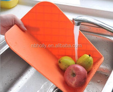 High-Quality New Design PP Plastic Foldable Multifunction Cutting Board