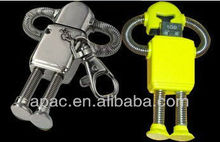 Cut robot usb flash drive man shape unique design for kids bulk 1gb usb flash drive