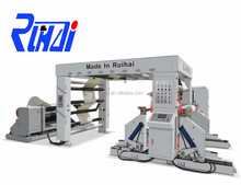 KFQ Model jumbo roll film slitting and rewinding machine