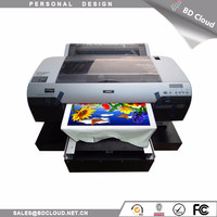 digital 6 color ceramic tile printer flatbed printing machine