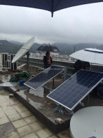 ROOFTOP SOLAR POWER SYSTEM,500W SOLAR PANEL