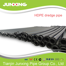 12 inch SDR 17 PE 80 sand dredging Grade HDPE Pipe