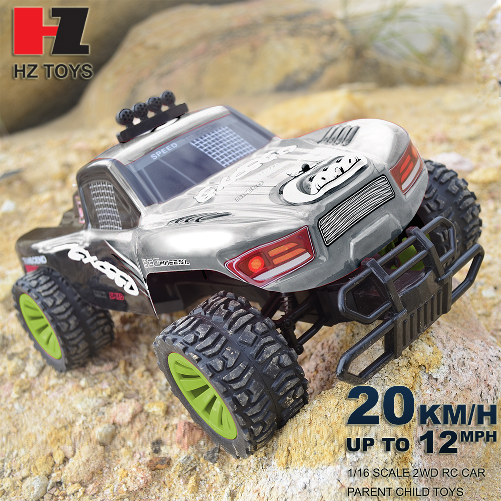 New design 1:16 RC off-road vehicle 4CH universal rc car remote control car petrol