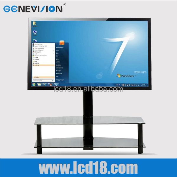 hot sales 32 inch lcd interactive touch screen kiosk with all in one pc